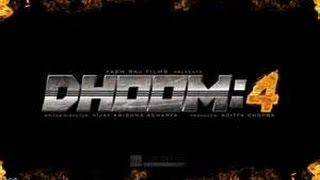 Dhoom 4 Fan Made Trailer(Watch Out for Twist)