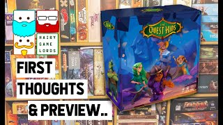 THE QUEST KIDS REVIEW