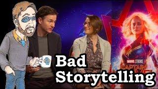Captain Marvel: Bad Storytelling