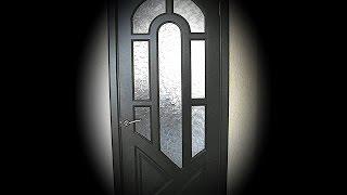 видео стекло для дверей