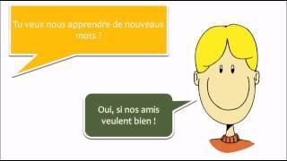 Изучение французского языка с диалогами #50 dialogues