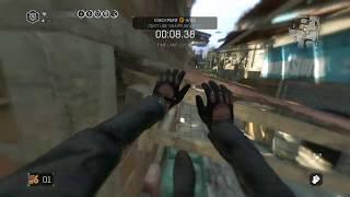 Dying Light Parkour Fever - Favela Fever Speedrun 00:44.77