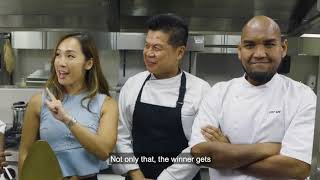 Kitchen Invasion Episode 2: Bistro Lab At Temasek Polytechnic