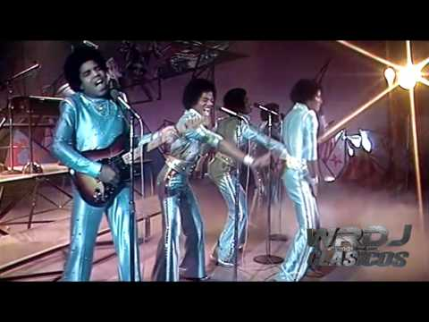 The Jackson five  Shake Your Body HD