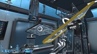 Grav|Lab - Oculus Touch Gameplay Video