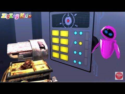 WALL·E | THE MOVIE Game Disney | Episode 10 | ZigZag