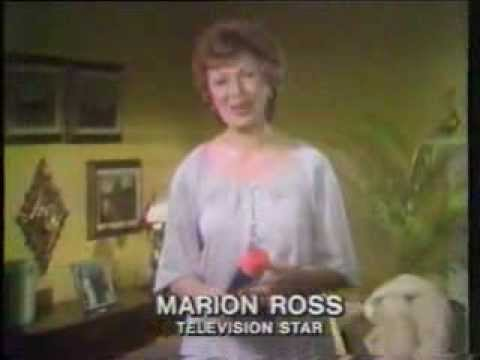 Marion Ross 1979 Static Guard Commercial