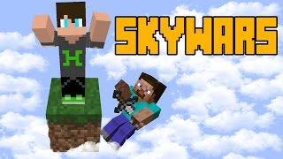 Minecraft Skywars Adamn Kafasna Atladm