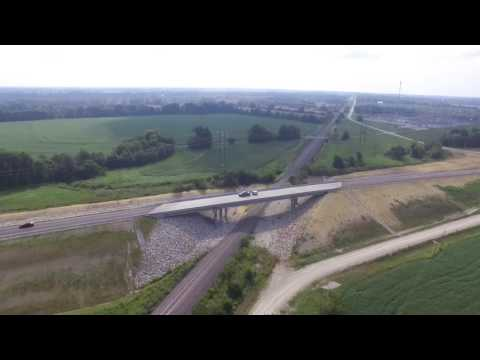 Hwy 19 Overpass - Montgomery County