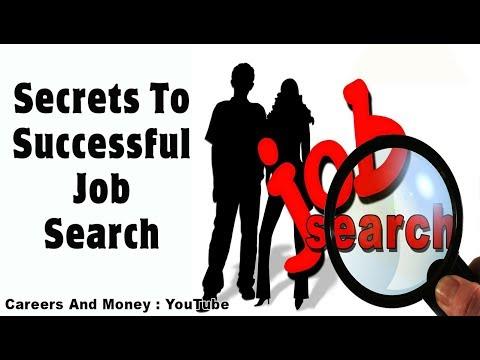 secrets-to-successful-job-search