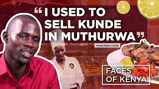 Kenya's chef who now owns a 30 million restaurant (Success Story) | Faces of Kenya