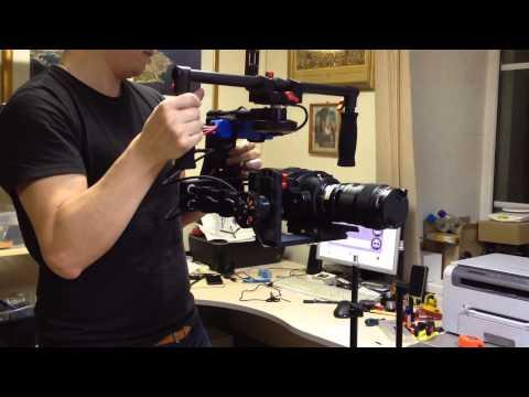Kinematik and Sony FS100