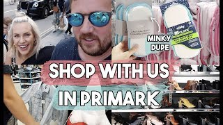 PRIMARK COME SHOPPING WITH US   AUTUMN WINTER TRENDS AND WHAT'S NEW IN PRIMARK 2019