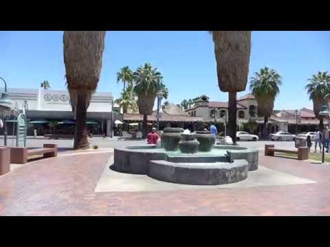 Palm Springs, California - Downtown HD (2016)