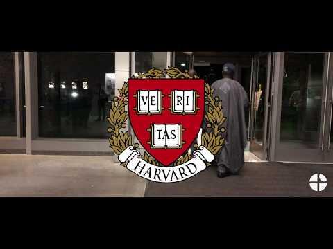 Nigeria in the world seminar, Harvard, HE Akinwunmi Ambode Executive Governor, Lagos State, Nigeria