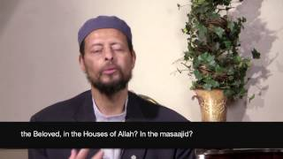 The Sweetness of His Love - Imam Zaid Shakir from