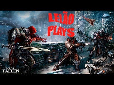 Lords Of The Fallen - Parte #12 - Encontrei Antanas e Kaslo + Boss A Fera!!! (LEG PT-BR)
