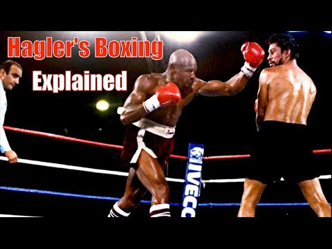 Marvin Hagler's Stance Switches & Gazelle Jab Explained - Technique Breakdown