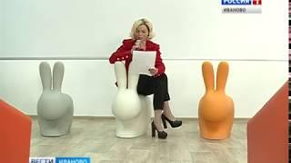 «Тотальный диктант» в Иванове писали с телезвездой