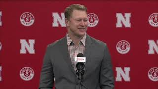 Husker247: Scott Frost 2020 early signing day press conference