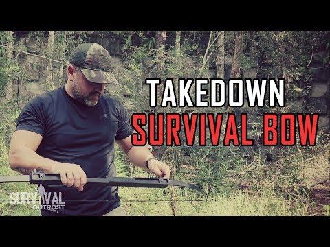 You NEED This Survival Takedown Bow!