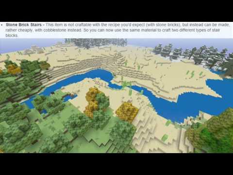 Minecraft Xbox/Playstation: TITLE UPDATE 20 (TU20) INFO