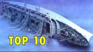 Download lagu Top 10 Most Famous Shipwrecks
