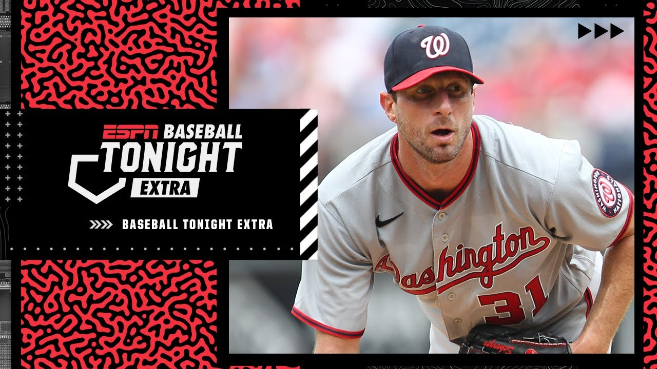 Jeff Passan on the Dodgers trading for Max Scherzer and Trea Turner   Baseball Tonight