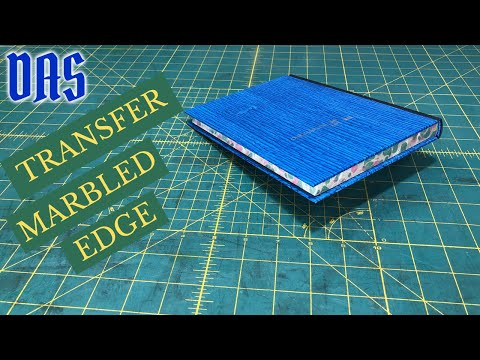 transfer-marbled-book-edge-//-adventures-in-bookbinding