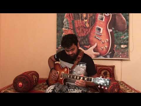 Ennavale Adi Ennavale   AR.Rahman Shylu Ravindran  Guitar cover