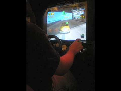 $5000 Of Crazy Taxi At Funspot