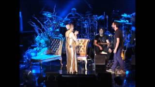 """Sezen Aksu & Mehmet Erdem - """"Hakim Bey"""" (14.07.2012 Harbiye Cemil Topuzlu Açık Hava Tiyatrosu) Video"""