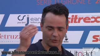 Serie D Girone E Trestina-Ponsacco 1-0