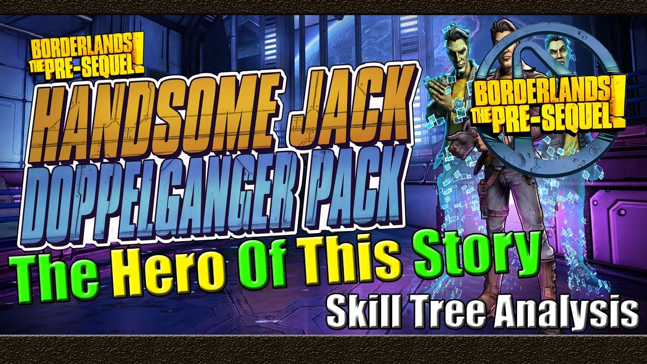 Dlc the hero of this story skill tree analysis youtube