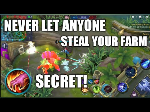 RETRIBUTION SPELL SECRET TRICK! NEVER LET ANYONE STEAL YOUR FARM!