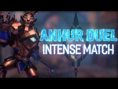 NEXT LEVEL BACK AND FORTH DUEL MATCH - Incon - Smite