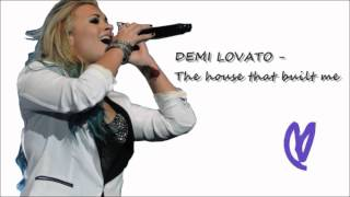 Demi Lovato - The house that built me NEW COVER 2012 HD