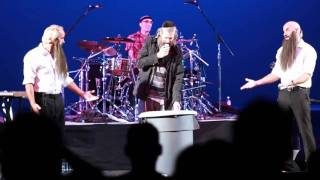 Bearded Surprise at Matisyahu Concert