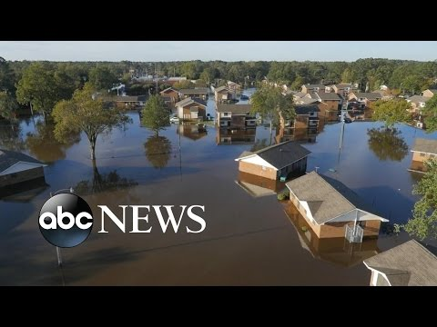 North Carolina Flooding Continues After Hurricane Matthew