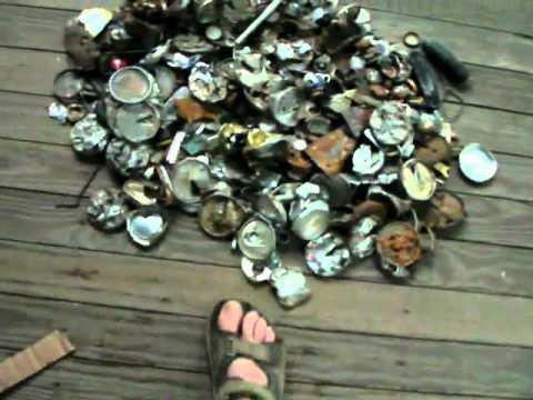 Turn your dug trash into cash, Video Blog #6.avi