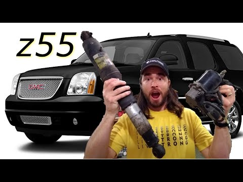How to Troubleshoot and Repair a GM AutoRide (Air) z55 Suspension