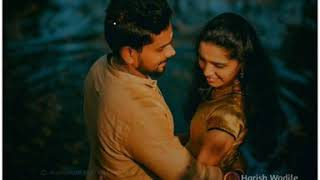 Tuz Ani Maz Gallital Prem Whatsapp Status | Marathi Mashup | Romantic Bgm Status | MOOD