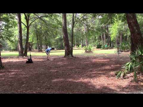 Northside Park, Gainesville, FL - DISC GOLF