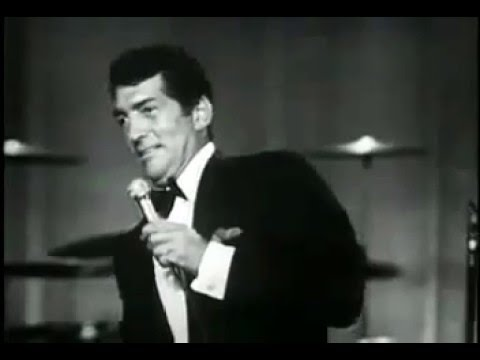Dean Martin Live Medley with Jokes