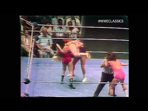 The Fabulous Moolah Tag Match - July 30, 1979
