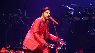VEGAS#9 Queen+Adam Lambert - Don't Stop Me Now/Bicycle/Car @ Park Theater LV 20180921