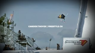 Candide Thovex Switch 720 to Switch Butter 360