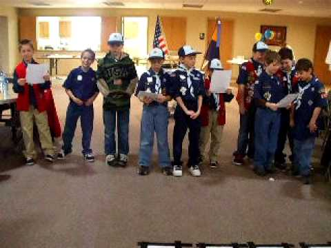 Cub Scout Song