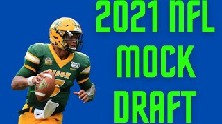 2021 NFL Mock Draft After Week 2