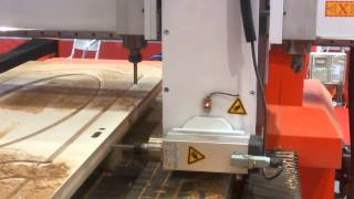 CHINA ATC CNC Router For door making